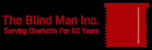 The Blind Man Charlotte NC Logo